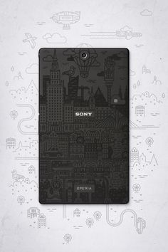 Xperia Z3 Tablet Compact - Varsovie - Jan Feliks Kallwejt