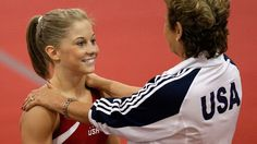 Shawn Johnson blogs from training camp