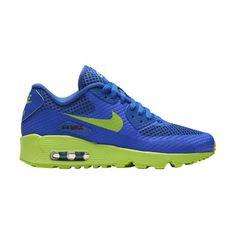 Nike Air Max 90 Breathe Running Genç Çocuk Spor Ayakkabı