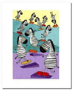 Artists Represented : Licensing Liaison : A Full Service Art Licensing Agency Zebra Kids, Kids Poster, Nursery Art, Kids Room, Artist, Printables, Room Kids, Child Room, Artists