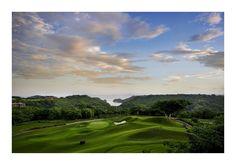 Golf Course @ Peninsula Papagayo - Costa Rica