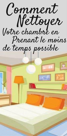 Je crois qu'il y a très peu de personnes sur terre qui aime le nettoyage. On adore les résultats (le sol qui brille, les vitres étincelantes…) mais tout le chemin pour y parvenir, c'est une autre paire de manches ! Dans cet article, je vais vous apprendre à nettoyer votre chambre en y passant le moins de temps possible. Cette méthode va devenir votre nouvelle routine #trucs #astuces #trucsetastuces #nettoyage #chambre #nettoyer #chambres