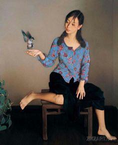 Li Gui Jun (or Li Guijun) 李贵君 (b1964, Beijing, China)