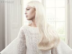 ©Grazette of Sweden  Hair model showing XL Concept.