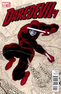 Daredevil Vol 3 - #1