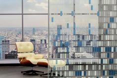 Vision Strips Skyscraper, Multi Story Building, Skyscrapers