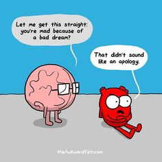 Ah the heart and brain, often at odds inside me..... -b