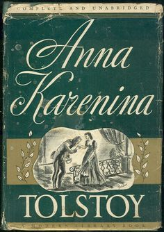 """Read """"Anna Karenina"""" by Leo Tolstoy available from Rakuten Kobo. Anna Karenina is a pearl of Russian classic literature and one of the most popular book in the world. Anna Karenina Book, Ana Karenina, Book Writer, Book Authors, Book Nerd, I Love Books, Good Books, Books To Read, Vintage Book Covers"""