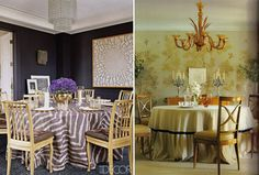 Skirted Dining Tables