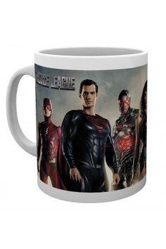 Justice League Characters Mug