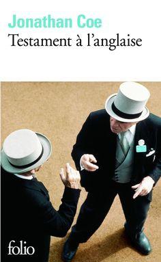 """""""Testament à l'anglaise"""" de Jonathan Coe : Michael Owen, jeune homme dépressif et agoraphobe, a été chargé par la vieille Tabitha Winshaw d'écrire la chronique de cette illustre famille. Cette dynastie se taille en effet la part du lion dans tous les domaines de la vie publique de l'Angleterre des années 80 profitant sans vergogne de ses attributions et de ses relations... Un véritable tour de force littéraire, à la fois roman policier et cinglante satire politique de l'establishment."""