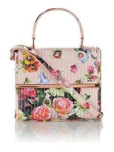 Ted Baker Multi Coloured Floral Cross Body Bag > http://hofra.sr/xkN5f