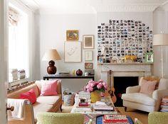 8 maneiras incríveis de decorar suas paredes