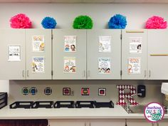 It's FINALLY finished and it feels fabulous! Tons of black+ brights = one HAPPY classroom! It's been three long years since I've redecorated my classroom or even changed my theme, and I'd truly forgotten how fun (and exhausting) it can be. I moved classrooms, so it was the perfect time to clean out, purge, reorganize …
