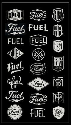 Fuel Logo Exploration
