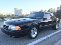 1993 Ford Mustang, Fox Body Mustang, Notchback Mustang, Texas State Trooper, Dolly Parton Costume, Mustangs, Foxes, Custom Cars, Charger