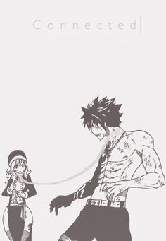 Fairy Tail Spoiler: Gray vs. Juvia   A battle to the death. Gray and Juvia are being controlled by Invel, one of the Spriggan 12. Invel has Ice powers and in addition to that he has the power to make any one turn against each other.