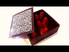how to make a chocolate box by Ann Reardon - How To Cook That - YouTube