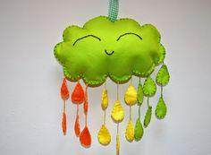 Wonderland: Una nuvola dalla pioggia colorata