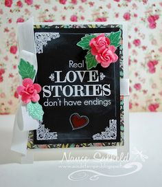 Soul Stampin': Real Love Stories
