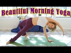 Morning Yoga for Beginners | BonBon Break