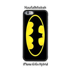 Batman iPhone 6/6s HYBRID Case Cover