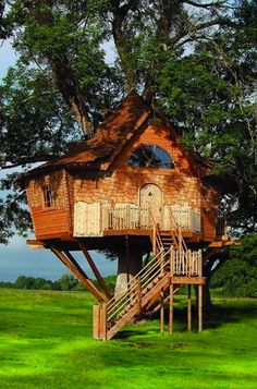 ˚Treehouse - Scotland