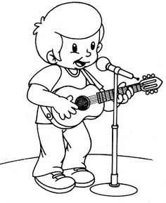 Be a Child with a Child: Professions Coloring Pages facile clipart, Drawing Lessons For Kids, Art Drawings For Kids, Easy Drawings, Colouring Pages, Coloring Sheets, Coloring Books, Nemo, Human Drawing, Christmas Drawing