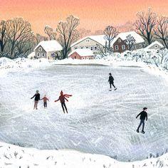 skating - Becca Stadtlander