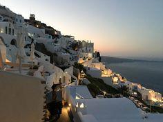 Early Morning in Santorini, Greece