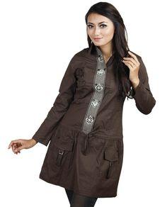 Blus Wanita | Blus Model Terbaru | Model Blus Muslim -