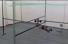 Researchers in Tokyo Invent a Robot to Autonomously Shift its Shape in Flight - Alphi Creative Small Fan, Air Festival, Colossal Art, Art Club, Art Day, Inktober, Insta Art, Inventions, Robot