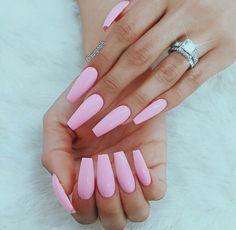 Baby-Pink-Nails❤❤