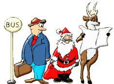 Kerstmannen plaatjes, kerstman bewegende plaatjes, animatieplaatjes en afbeeldingen