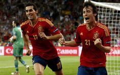 No hay dos sin tres la Eurocopa vuelve a España 2012