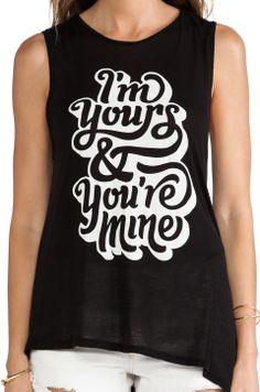 Niall gets Skye this shirt