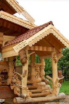 vk com Wooden Arts