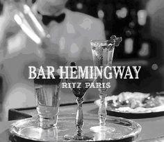 Café Crème: J'adore Bar Hemingway