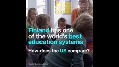 Why Finland has the best educational system in the world? #suomi #edtech #courses #freelms  https://www.youtube.com/watch?v=5sna08CX3O4