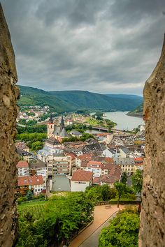 Bingen, Germany---- here I have not been but would love to as my great great great great great grandfather was from Bingen...