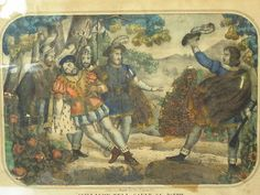 An old French William Tell etching.