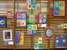 tentoonstelling kunst kleuters - Google zoeken