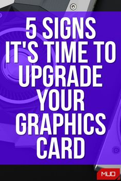 Do you know how to spot the tell-tale signs that you need a GPU upgrade? Read on to find out what the signs of a struggling GPU are, which graphics card to upgrade to if you notice these signs, and whether you can upgrade your laptop's GPU. #HowTo #Repair #Upgrade #Sustainability #Laptop #Computer #PC #GPU #GraphicsProcessingUnit #Components #Electronics #Hardware Best Gpu, Triple A Games, Ram Module, Pc Parts, Latest Games, Stressed Out, Did You Know, Sustainability, How To Find Out