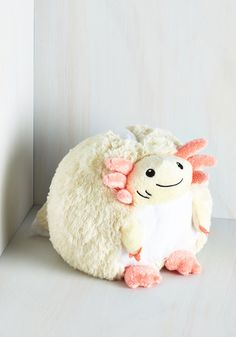 Home & Gifts - Little Plush One in Axolotl