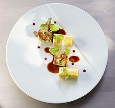 Canellonis canard artichauts
