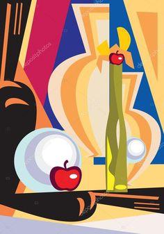 натюрморт многоуровневый стилизация: 916 изображений найдено в Яндекс.Картинках Cubist Art, Abstract Art, Great Works Of Art, Communication Art, Guache, Collaborative Art, Art Lessons Elementary, Elements Of Art, Collage Art