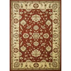 Chelsea Collection Marshall Polypropylene Rug (6'7 x9'3 ) | Overstock.com Shopping - The Best Deals on 7x9 - 10x14 Rugs