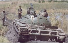 Cuban Tank in Angola Service Medals, Defence Force, Cold War, Military Vehicles, South Africa, African, Cuban, Photos, Pictures