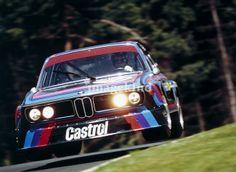 Hans-Joachim Stuck on the touring car BMW, Nürburgring Sports Car Racing, Sport Cars, Race Cars, Bmw E9, Hans Joachim Stuck, Bmw Motorsport, Buy Bmw, Bavarian Motor Works, Bmw Autos