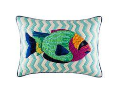 Casper Fish Multi Cushion